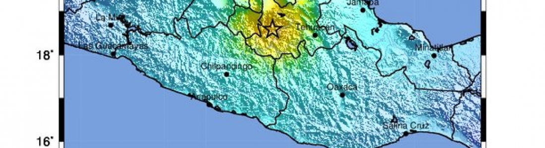 Mexico City Earthquake Early Warning