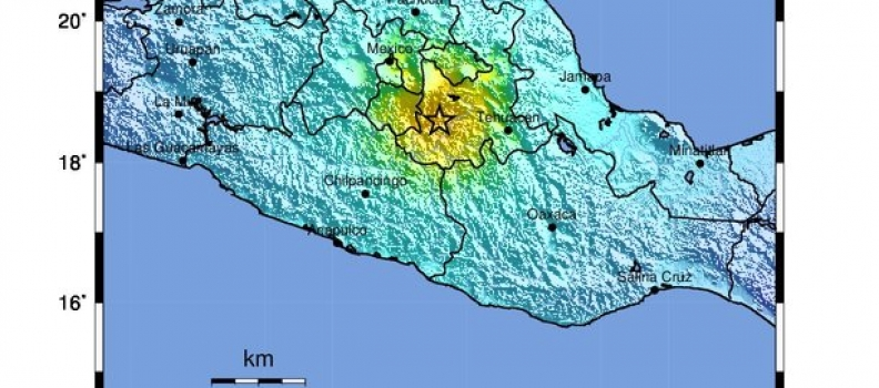 Mexico City Earthquake Early Warning